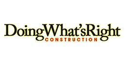 DoingWhat'sRightConstruction